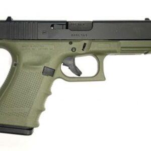 Glock 17 Gen 4 Battlefield Green