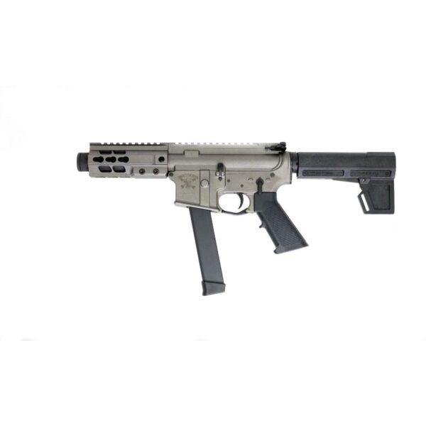 BM9 semi-auto AR pistol
